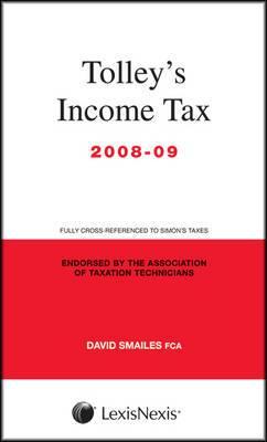 Tolley's Income Tax: 2008-09: Main Annual