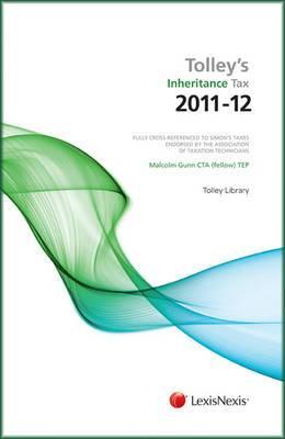 Tolley's Inheritance Tax: 2011-12