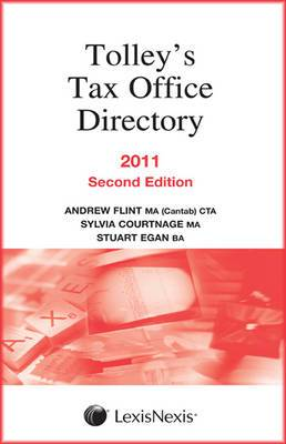 Tax Office Directory: 2011