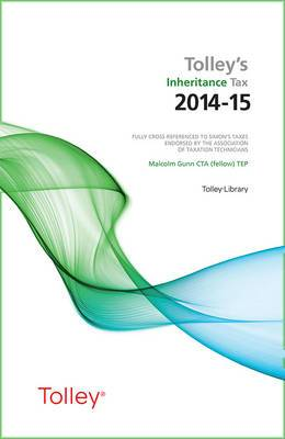 Tolley's Inheritance Tax 2014-15