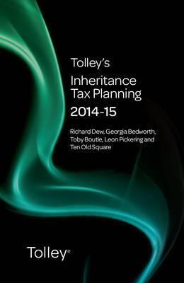 Tolley's Inheritance Tax Planning 2014-15