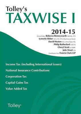 Tolley's Taxwise I: 2014-15