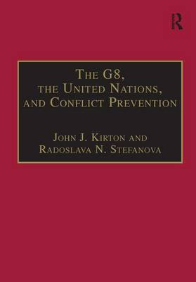 The G8, the United Nations and Conflict Prevention