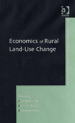 The Economics of Rural Land-Use Change