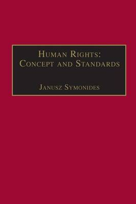 Human Rights: Concept and Standards