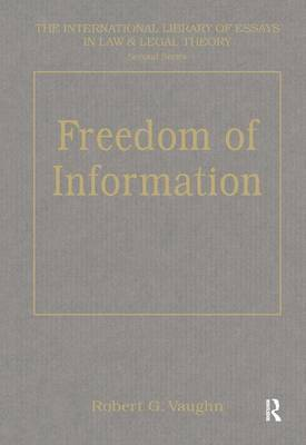 Freedom of Information: Local Government and Accountability