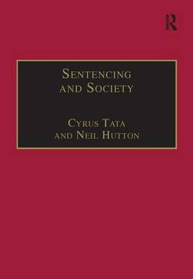 Sentencing and Society: International Perspectives