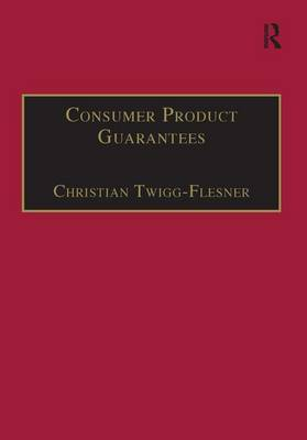 Consumer Product Guarantees