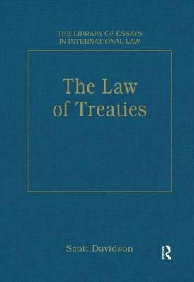 The Law of Treaties