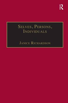 Selves, Persons, Individuals: Philosophical Perspectives on Women and Legal Obligations