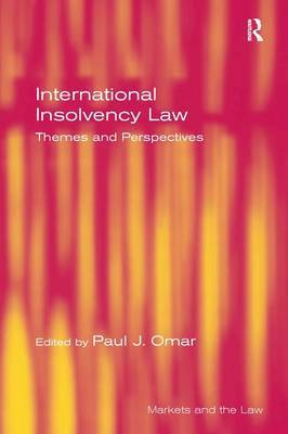 International Insolvency Law: Themes and Perspectives