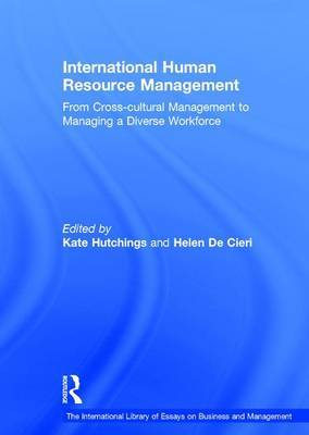 International Human Resource Management: From Cross-cultural Management to Managing a Diverse Workforce