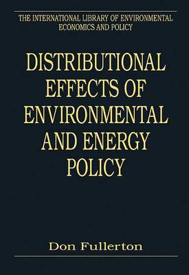 Distributional Effects of Environmental and Energy Policy