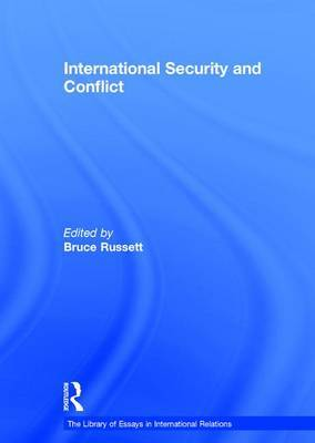 International Security and Conflict