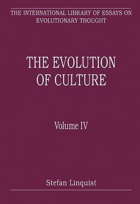 The Evolution of Culture: Volume IV