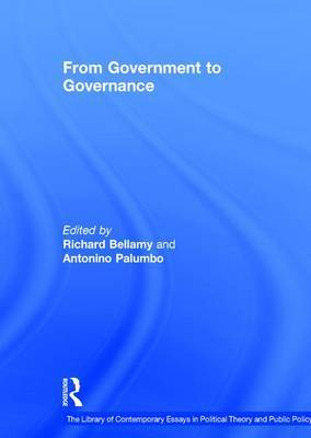 From Government to Governance