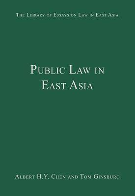 Public Law in East Asia