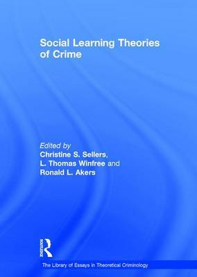 Social Learning Theories of Crime