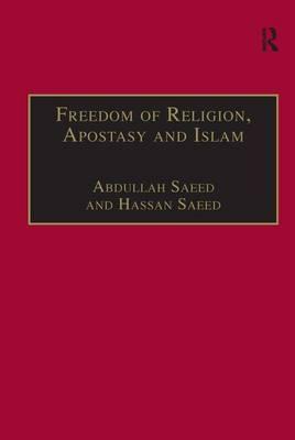 Freedom of Religion, Apostasy and Islam