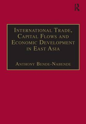 International Trade, Capital Flows and Economic Development in East Asia: The Challenge in the 21st Century