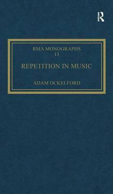 Repetition in Music: Theoretical and Metatheoretical Perspectives