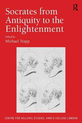 Socrates from Antiquity to the Enlightenment