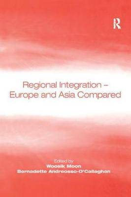 Regional Integration: Europe and Asia Compared