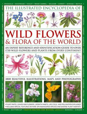 Illustrated Encyclopedia of Wild Flowers & Flora of the World