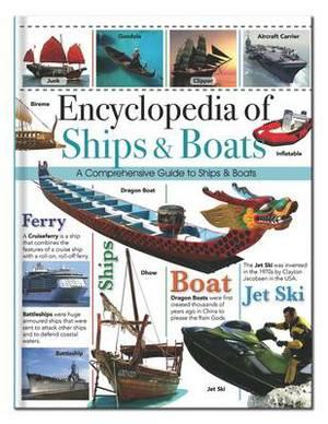 Encyclopedia of Ships and Boats: Encyclopedia Omnibus