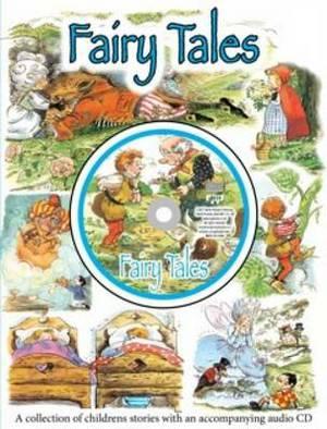 CD Fairy Tale Book: Volume 3