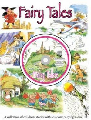 CD Fairy Tale Book: Volume 4