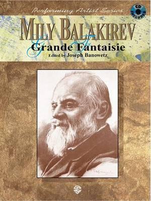 Grande Fantaisie: Book & CD