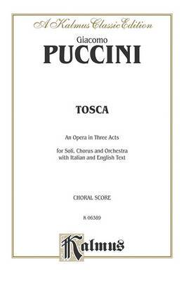 Tosca: Chorus Parts (Italian, English Language Edition), Chorus Parts