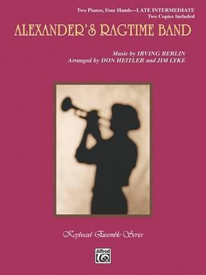 Alexander's Ragtime Band: Piano I