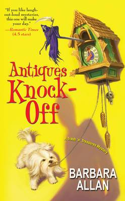 Antiques Knock-off: A Trash 'n' Treasures Mystery