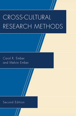Cross-Cultural Research Methods