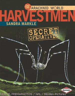 Harvestmen: Secret Operatives