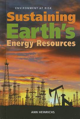 Sustaining Earth's Energy Resources