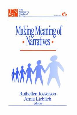 Making Meaning of Narratives: Volume 6
