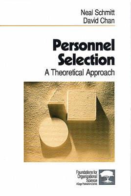 Personnel Selection: A Theoretical Approach