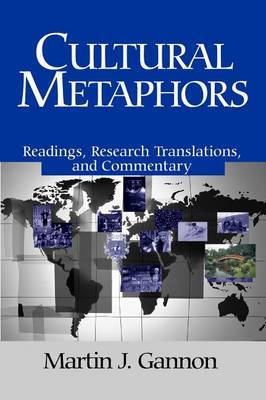 Cultural Metaphors: Readings, Research Translations and Commentary
