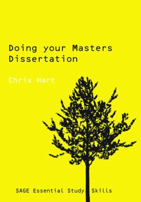 Doing Your Masters Dissertation: Realizing Your Potential as a Social Scientist
