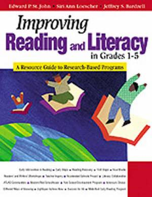 Improving Reading and Literacy in Grades 1-5: A Resource Guide to Research-Based Programs