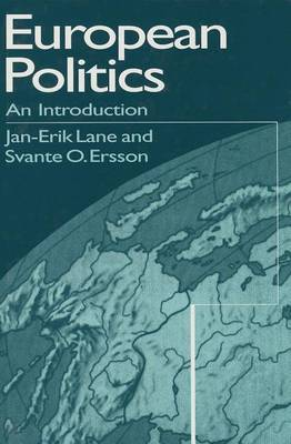 European Politics: An Introduction