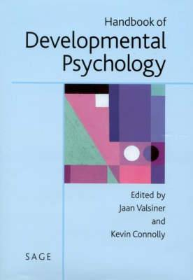 Handbook of Developmental Psychology