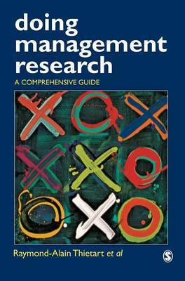 Doing Management Research: A Comprehensive Guide
