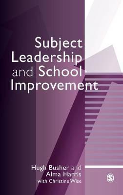 Subject Leadership and School Improvement