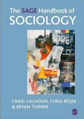 The Sage Handbook of Sociology