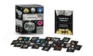 The Elements Magnet Set: With Complete Periodic Table!