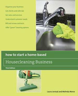 How to Start a Home-Based Housecleaning Business: * Organize Your Business * Get Clients And Referrals * Set Rates And Services * Understand Customer Needs * Bill And Renew Contracts * Offer  Green  Cleaning Options